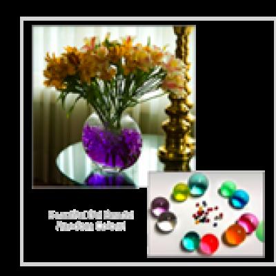 FREE - Incredible Floral Gel Beads