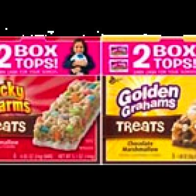 General Mills Cereal Bar Coupon