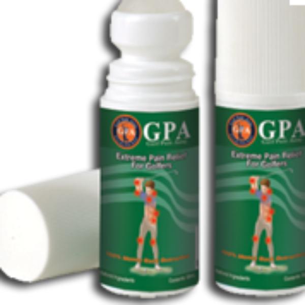 Free Sample Golf Pain Away