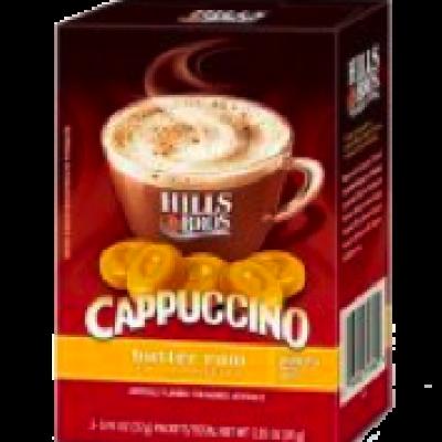 Free Sample Hills Bros Cappuccino