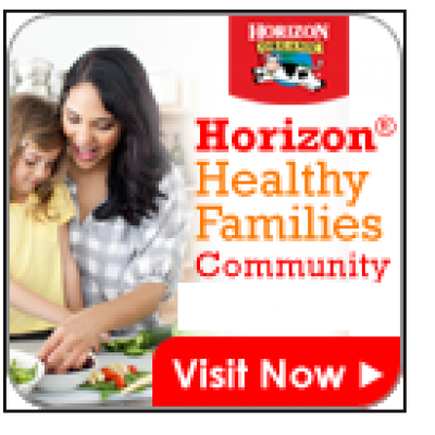 Horizon Dairy- Win $200 Target Gift Card