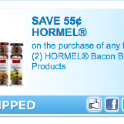 Hormel Bacon Bits Coupon