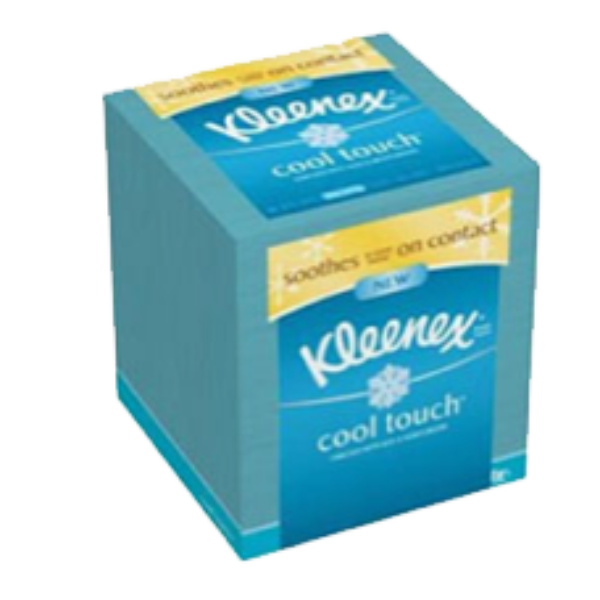 Free Sample Kleenex Cool Touch