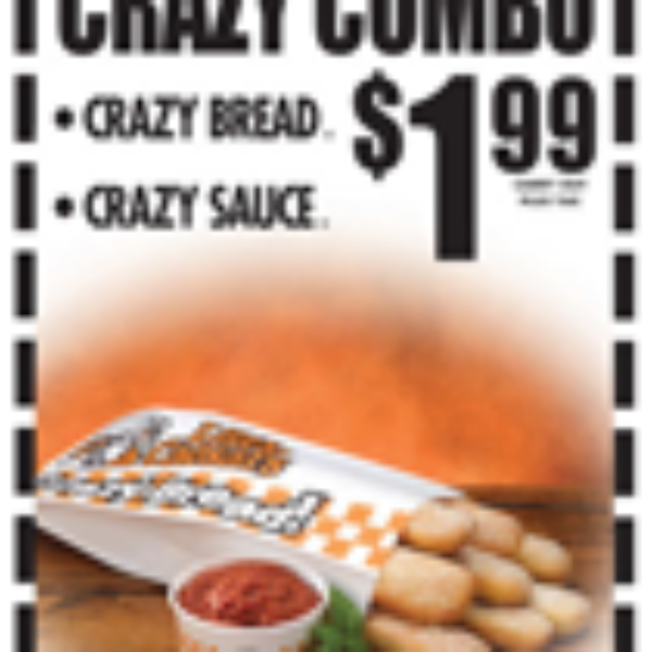 Little Caesars Crazy Bread Coupon