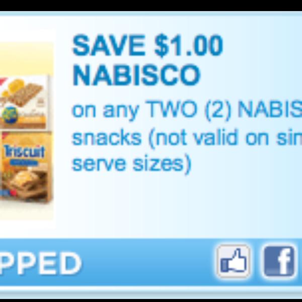 Nabisco Cracker Coupon