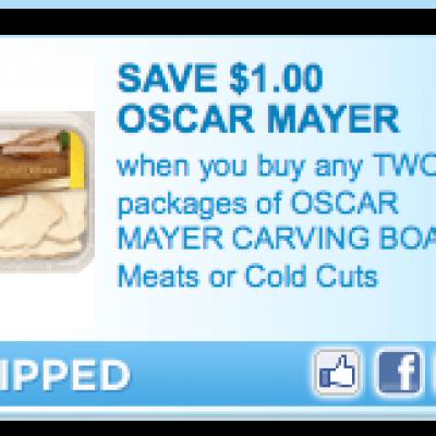 Oscar Mayer Coupon