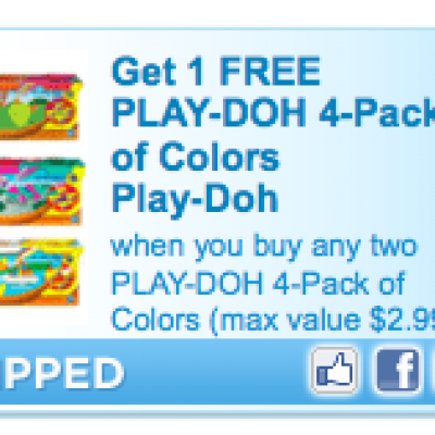 Play-Doh Coupon