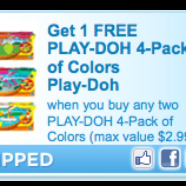 Play-Doh Coupon