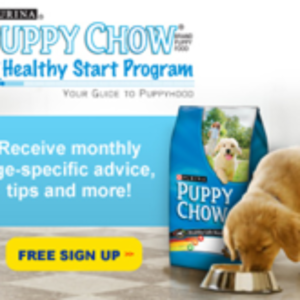 Save $2.00 On Purina Puppy Chow