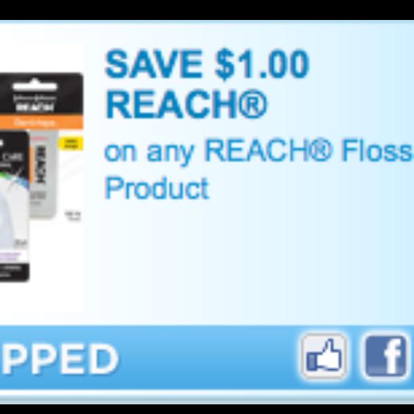 Reach Floss Coupon