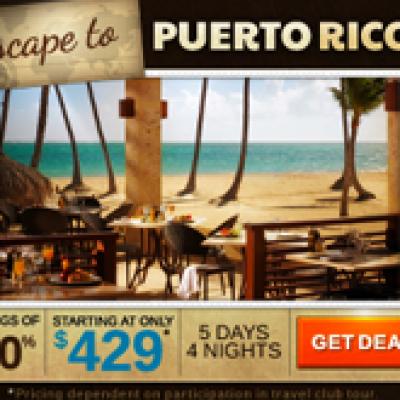 Scoop Destination: Escape to Puerto Rico