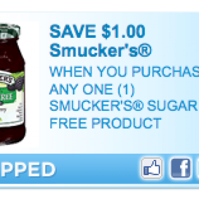 Smucker's Coupon
