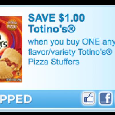 Totino's Pizza Stuffers Coupon