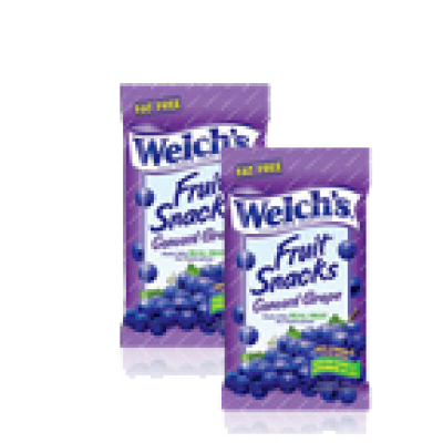 Free Sample of Welch's Fruit Snacks