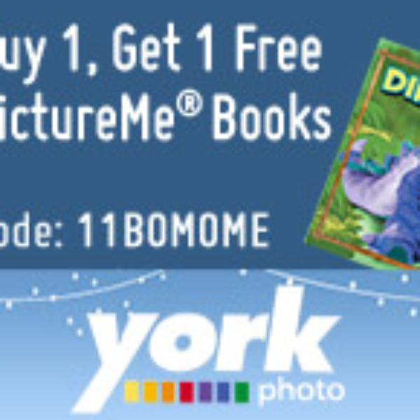 Buy 1, Get 1 Free PictureMe Books