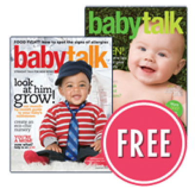 Free BabyTalk Magazine Subscription