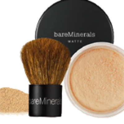 Free Bare Escentuals bareMinerals Matte Foundation