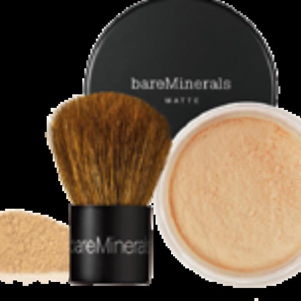 Free Bare Escentuals bareMinerals Matte Foundation