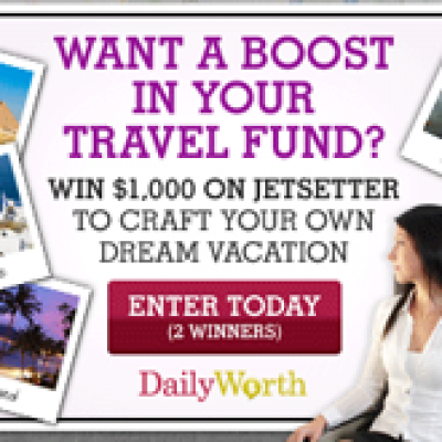 DailyWorth - Win Your Dream Vacation $1000