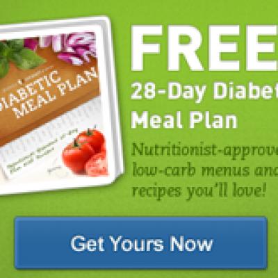 Free 28-Day Diabetic Meal Plan