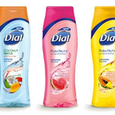 Dial Body Wash or Advanced 6-Bar Coupon