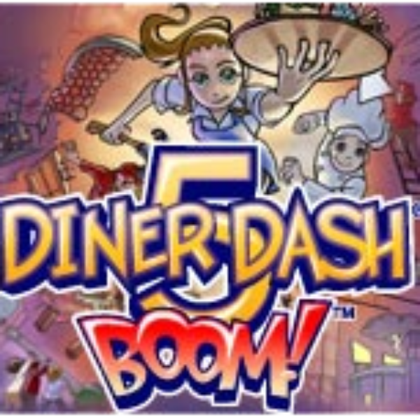 Play Diner Dash 5 Boom for Free