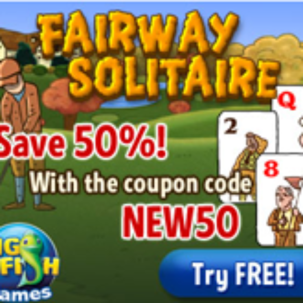 Play Fairwary Solitaire Free