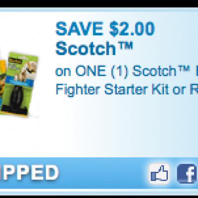Fur Fighter Start Kit Coupon