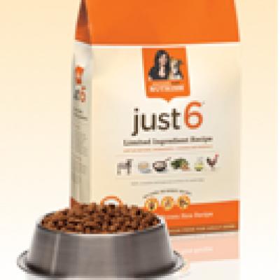 Free Sample Nutrish Just 6 Dog Food