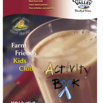 Free Kids' Activity Flyer