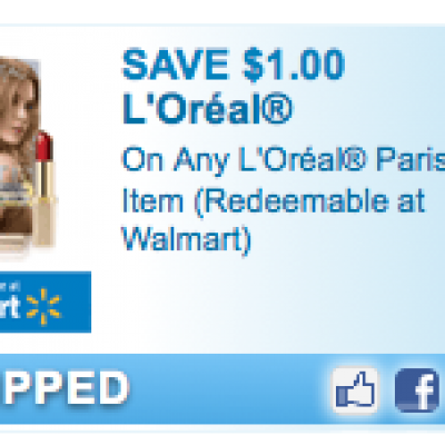 L'Oreal Paris Coupon