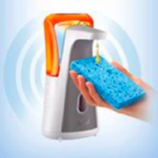 Lysol No-Touch Kitchen System Coupon