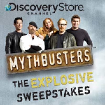 MythBusters the Explosive Sweepstakes