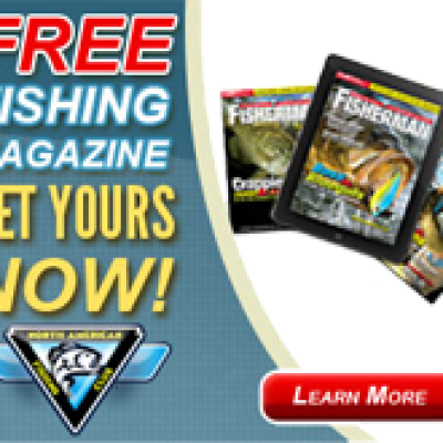 Free North American Fisherman Magazine