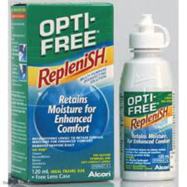Save $2.00 on Alcon Opti-Free Contact Solution