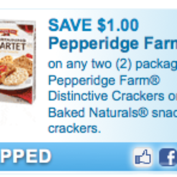 Pepperidge Farm Coupons!
