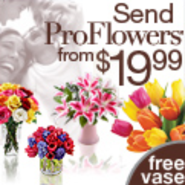 Send ProFlowers To Your Valentine!