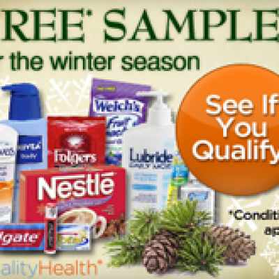 Free Samples for the Winter