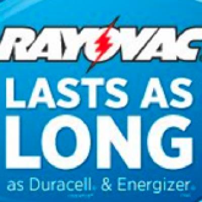 Rayovac: Enter to win a Remington Mini Curling Iron