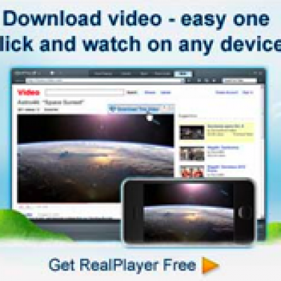 Get RealPlayer Free