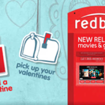 Redbox: Free one-day DVD Rental-March 8