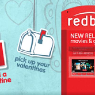 Redbox: Free one-day DVD Rental-March 8