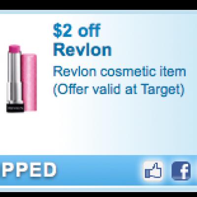 High Value Revlon Coupon