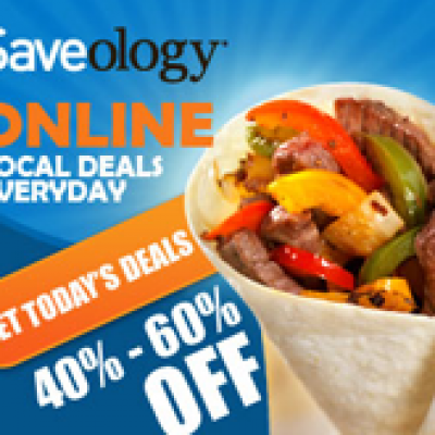 Saveology Daily Deals in Your Area
