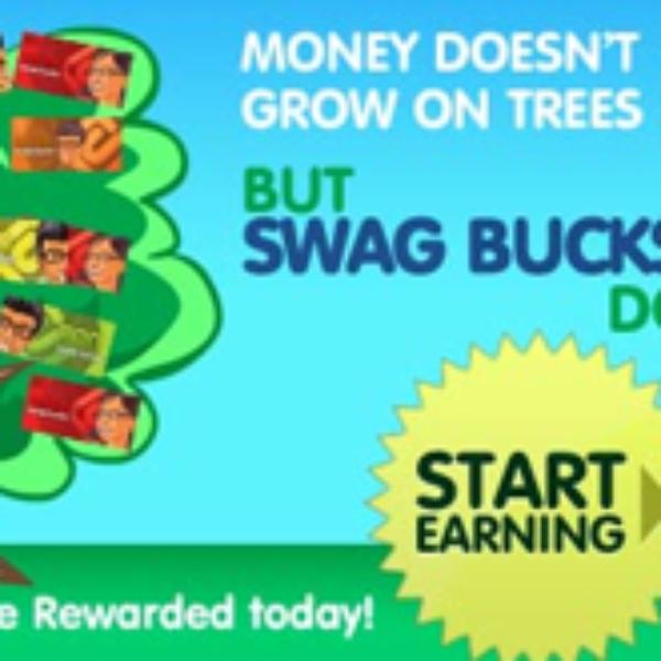 Earn Rewards Points at Swagbucks.com