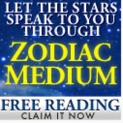 Free Reading - Zodiac Medium
