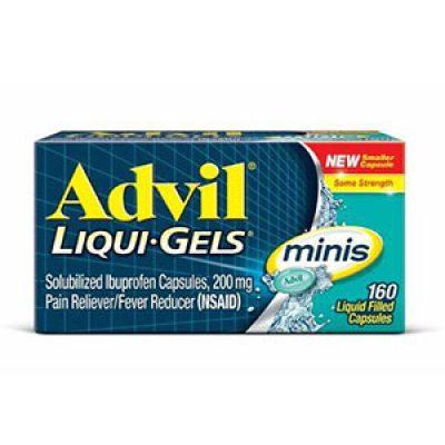 Advil Liqui-Gels Minis Coupon