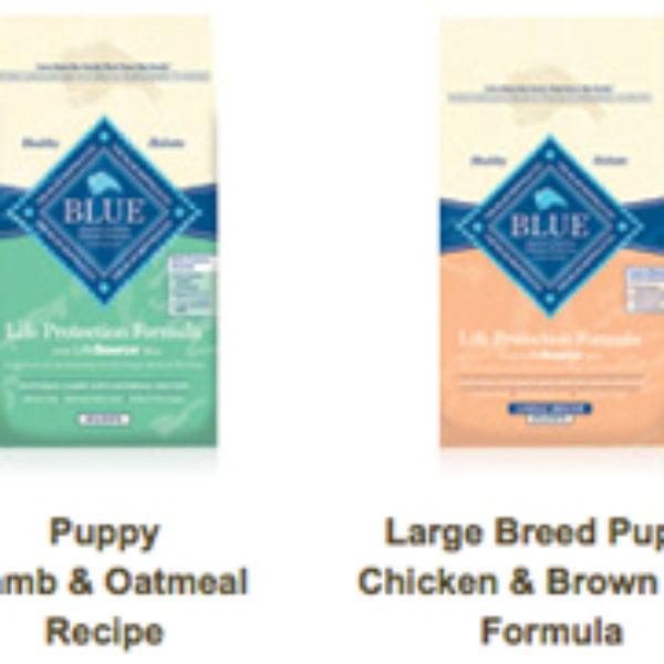 Save $5 Blue Buffalo Puppy Food