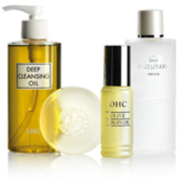 Four Free Samples Of DHC Skincare