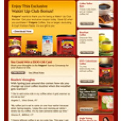 Folgers Coupons, Offers & Recipes
